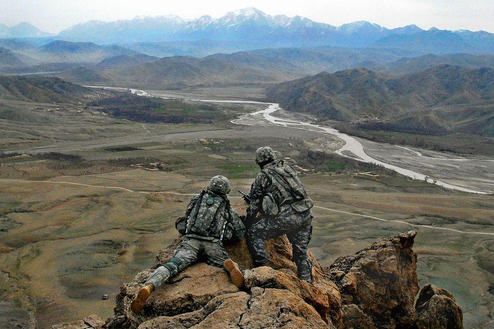 Новогодние армейские открытки