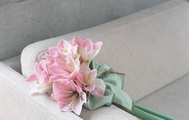 фотографии красивых букетов цветов