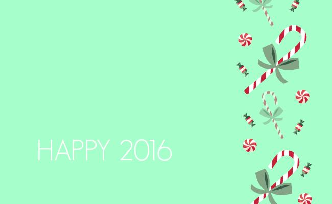 с Новым годом 2016 открытки