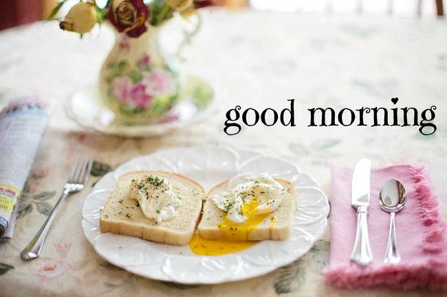 «С добрым утром, любимая»: картинки (самые красивые)