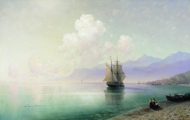Штиль (1885)