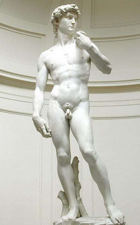 Микеланджело Буонарроти: произведения