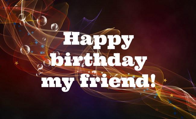 Поздравления с днем рождения подруге: картинки красивые