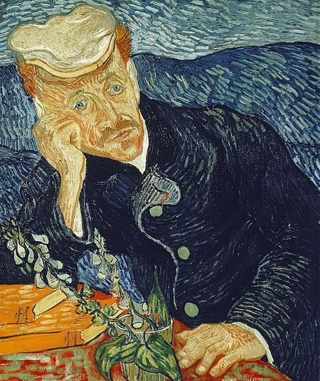 Портрет доктора Гаше (1890)