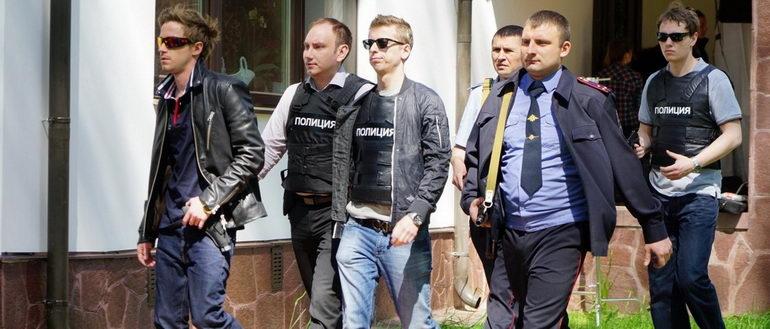 полицейский с рублевки 3 сезон график выхода серий
