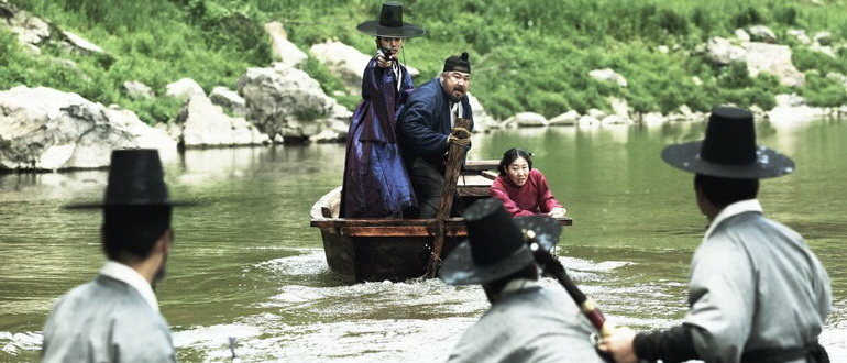 кадр из сериала Ким Сон Даль (2016)