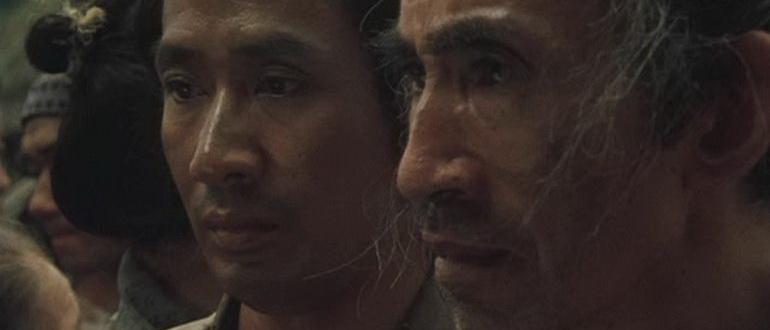 сцена из фильма Молчание (1971)