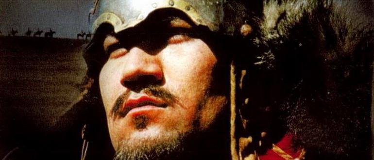 персонаж из фильма Чингисхан (2005)