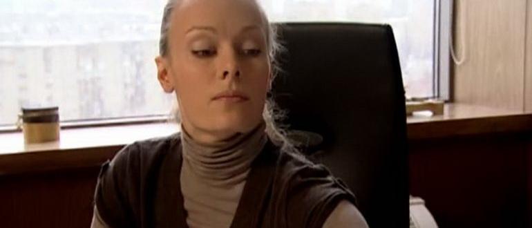 сцена из фильма Пять шагов по облакам (2008)