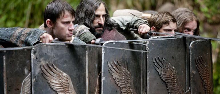сцена из фильма Орел Девятого легиона (2011)