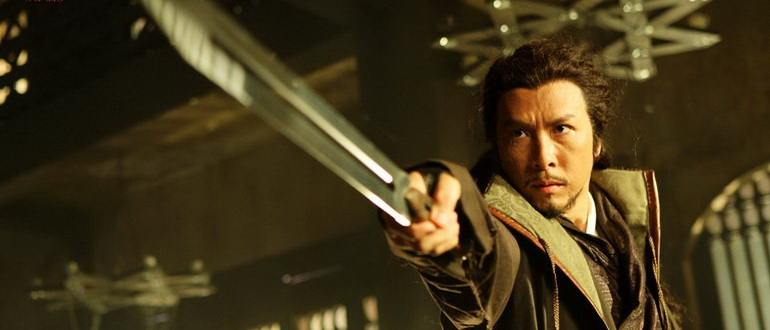 фильмы про воинов с мечами
