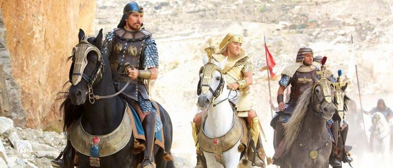 фильм Исход: Цари и Боги(2015)