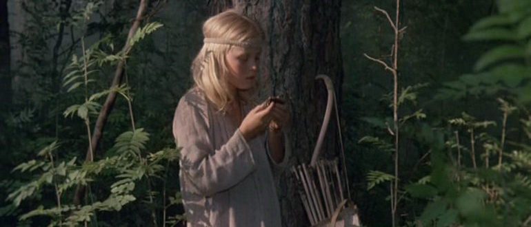 кадр из фильма И на камнях растут деревья (1985)