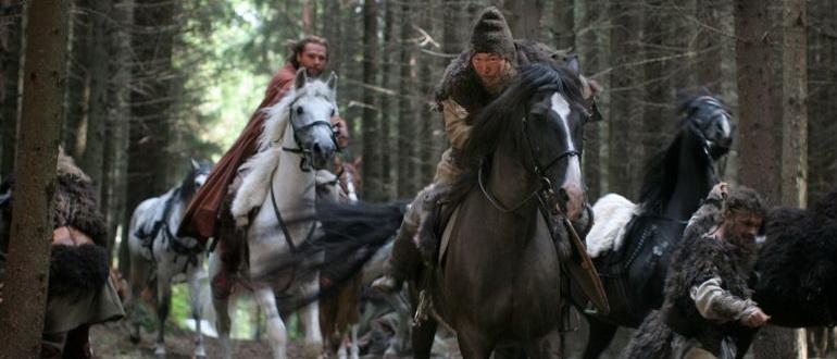 сцена из фильма Ярослав. Тысячу лет назад (2010)
