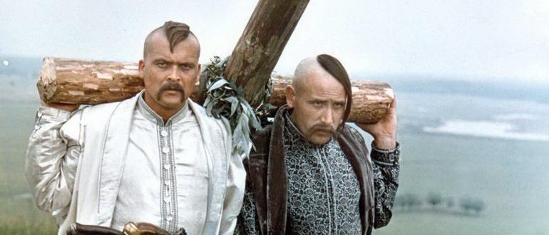 фильмы про казаков в гражданскую войну