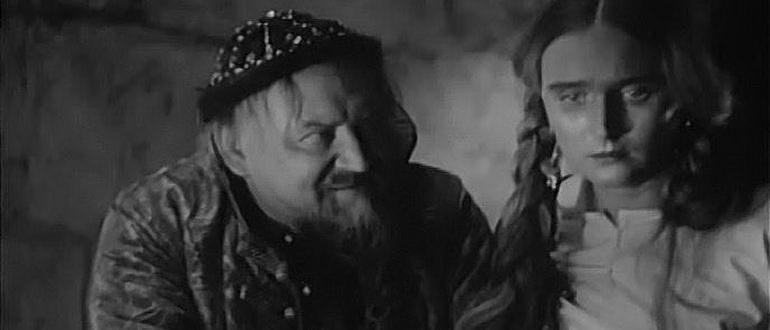 кадр из фильма Степан Разин (1939)