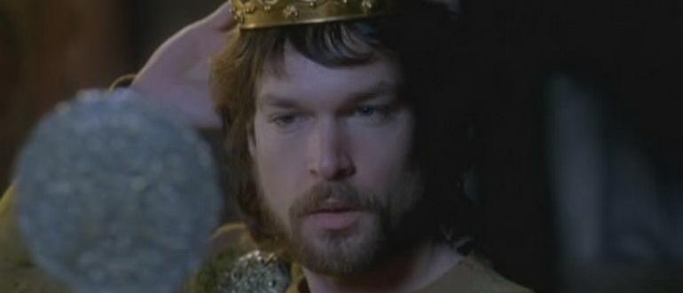 кадр из фильма Лев зимой (2003)