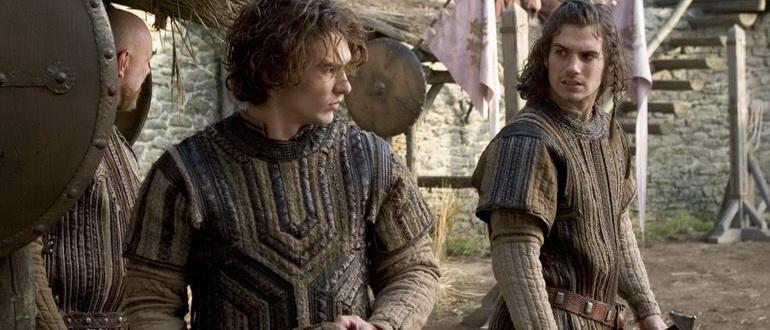 кадр из фильма Тристан и Изольда (2006)