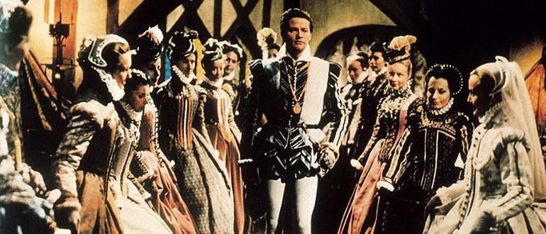 герои из фильма Принцесса Клевская (1961)