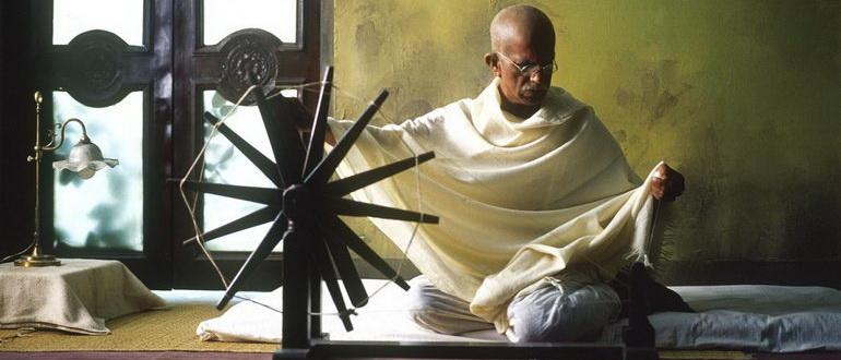 фильм Мой отец Ганди (2007)