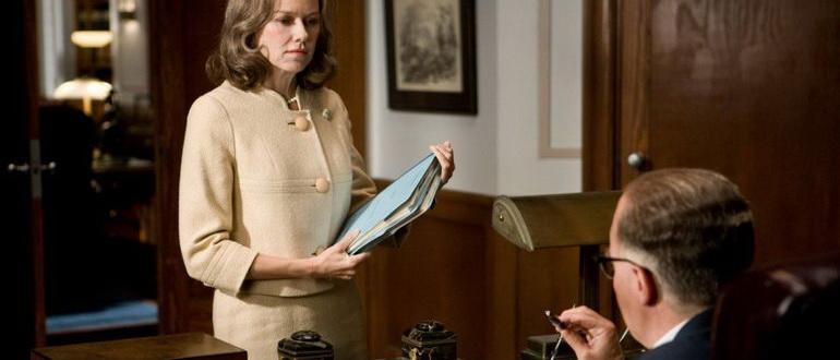 герои из фильма Дж. Эдгар (2012)