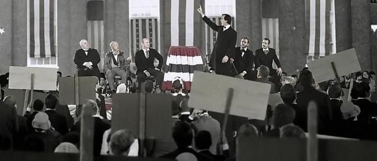 фильм Спасение Линкольна (2013)