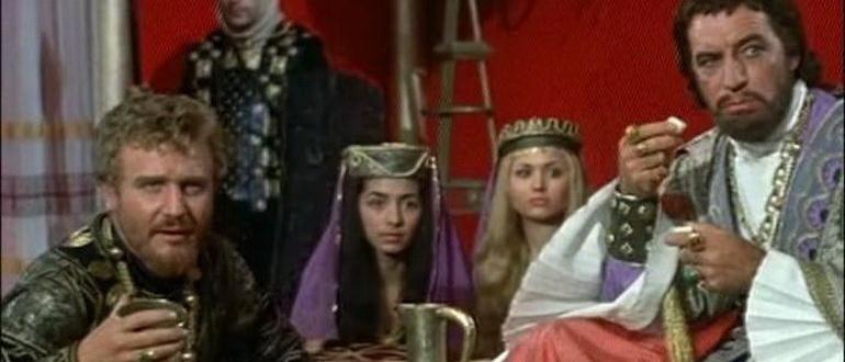 кино 300 спартанцев (1962)
