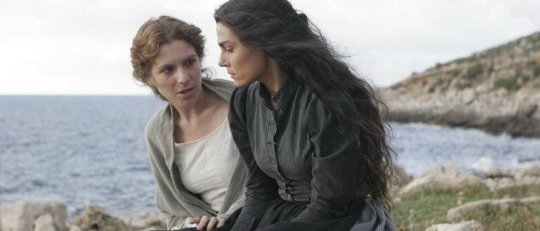 сцена из фильма Морская фиалка (2009)