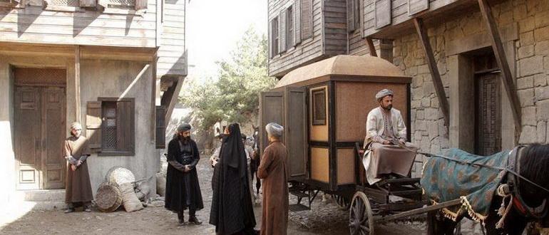 кадр из фильма Великолепный век (2011)