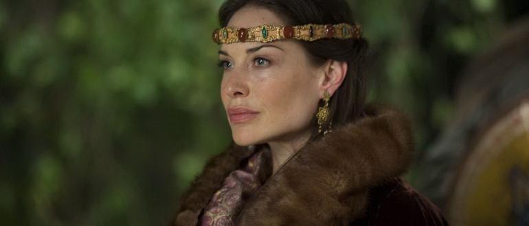 кадр из сериала Камелот (2011)