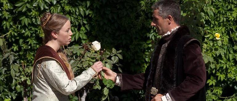 герои из сериала Изабелла (2011)