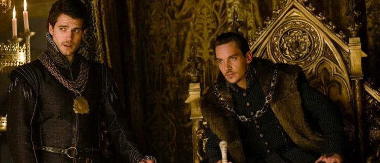исторические сериалы про средневековье