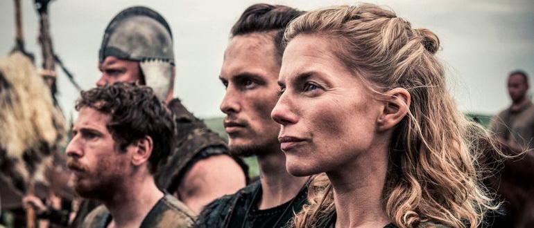 кадр из сериала Последнее королевство (2015)