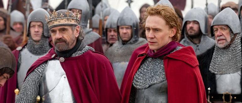 кадр из сериала Пустая корона (2012)