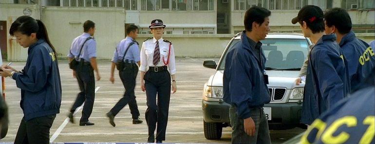 сцена из фильма Горячая точка (2007)
