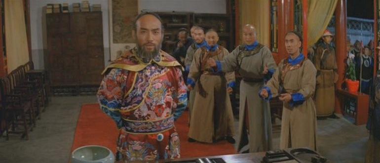 кино Храм Шаолинь 3: Боевые искусства Шаолиня (1986)