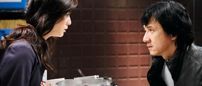 сцена из фильма Новая полицейская история (2005)