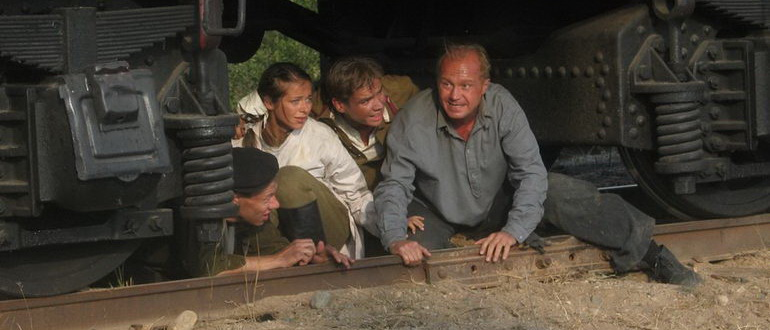персонажи из фильма Последний бронепоезд (2006)