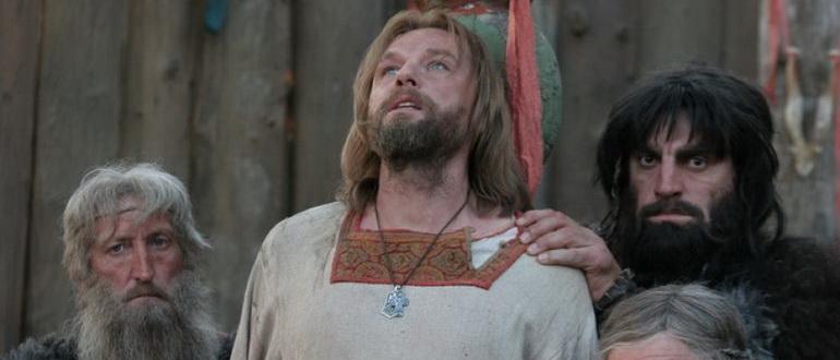 герои из фильма Ярослав. Тысячу лет назад (2010)