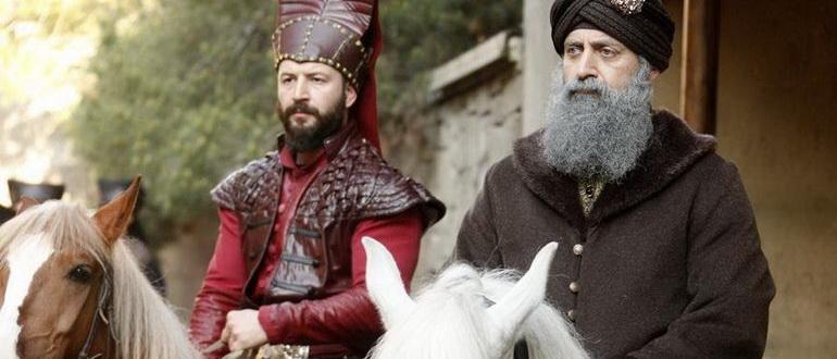 персонажи из сериала Великолепный век (2011)