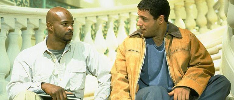 сцена из фильма Пуленепробиваемый (1996)