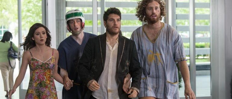 сцена из фильма Голые перцы (2015)