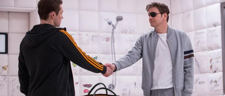 кадр из фильма Kingsman: Золотое кольцо (2017)