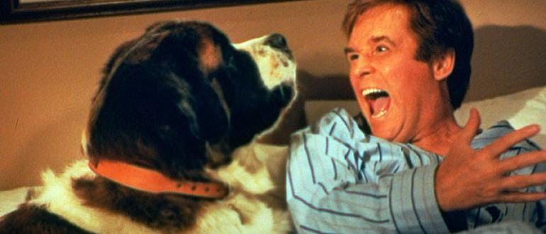кадр из фильма Бетховен (1992)