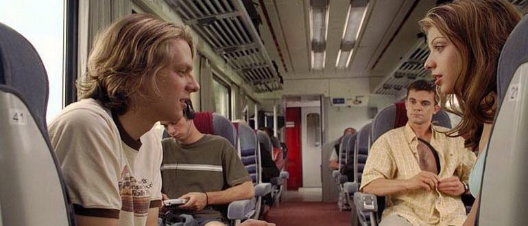кадр из фильма Евротур (2004)