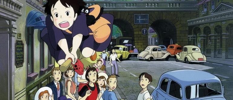 аниме комедии список лучших