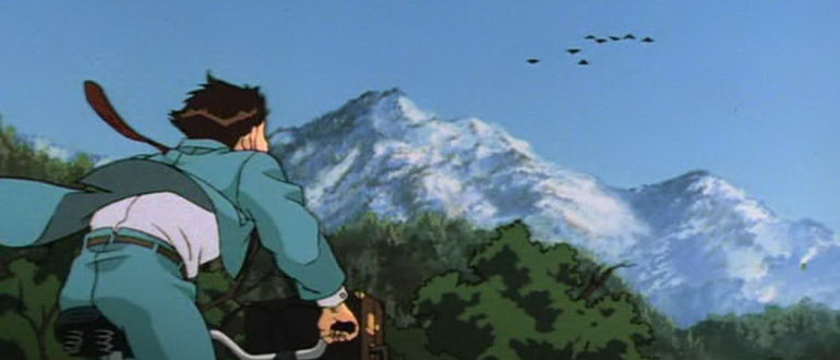 Воспоминания о будущем (1995)