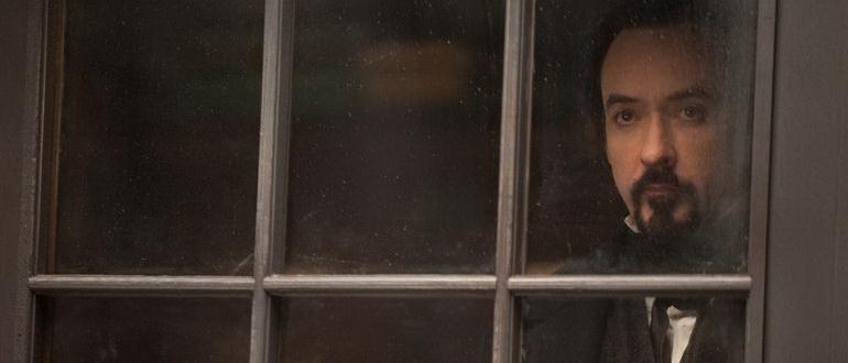 триллер Ворон (2012)