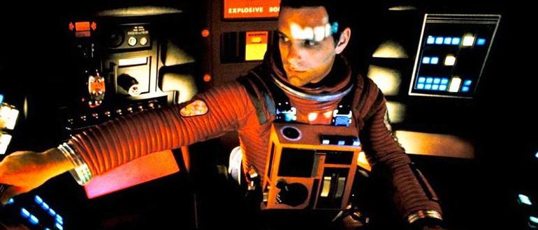 фильм 2001 год: Космическая Одиссея (1968)