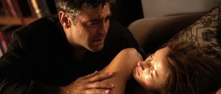 кадр из фильма Солярис (2003)